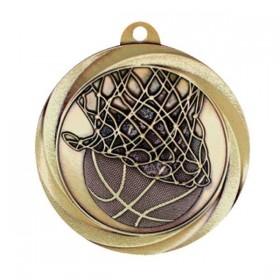 Basketball Medal 2 in MSL1003G