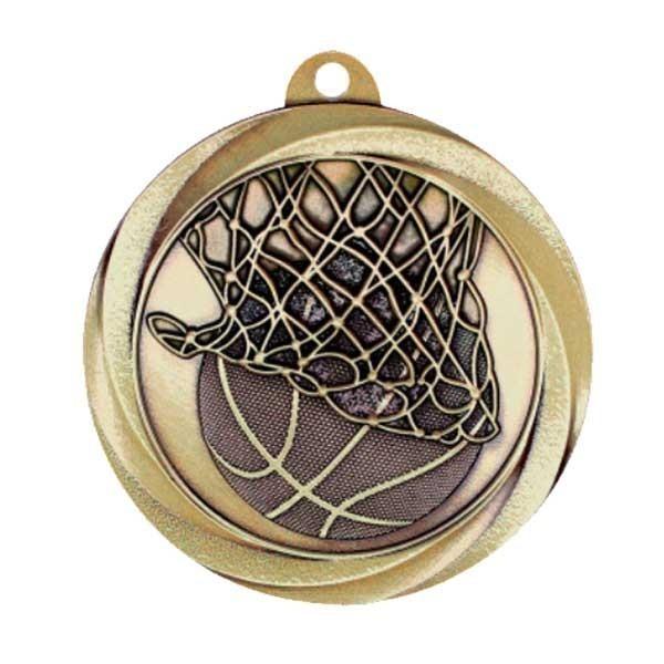Médaille Basketball 2 po MSL1003G