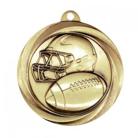 Football Medals MSL1006G