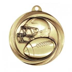 Médaille Or Football MSL1006G