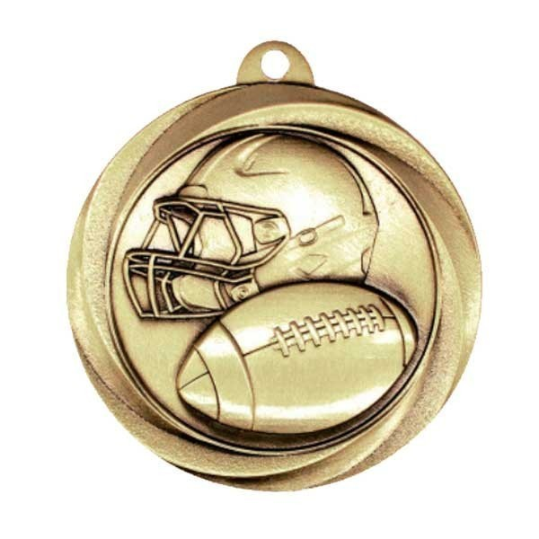 Football Gold Medals MSL1006G