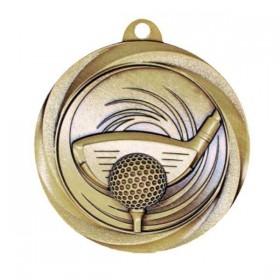 Médaille Golf MSL1007G