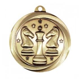Médaille Or Échec MSL1011G