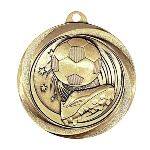 Soccer Medal MSL1013G