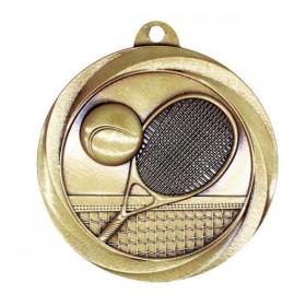 Tennis Medal MSL1015G