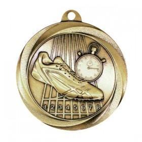 Médaille Or Course à Pied  MSL1016G