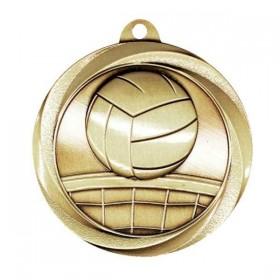 Médaille Volleyball MSL1017G