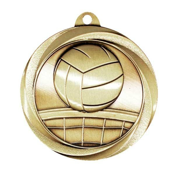 Volleyball Medal MSL1017G