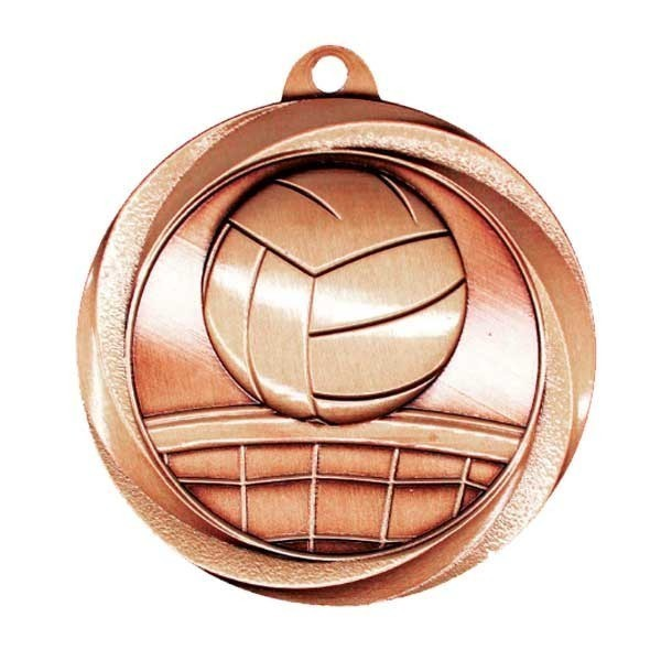 Volleyball Medal MSL1017Z
