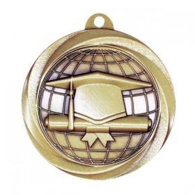 Médaille Or de Graduation MSL1018G