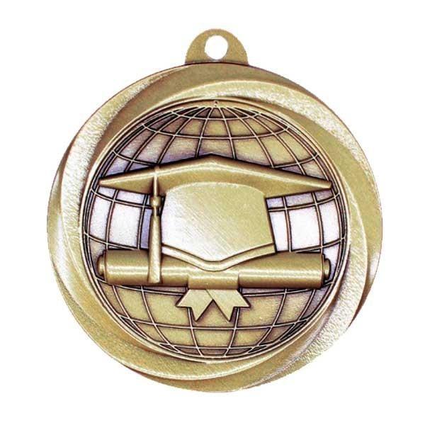 Médaille Graduation MSL1018G