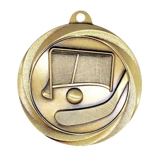 Médaille Or Dek Hockey MSL1021G