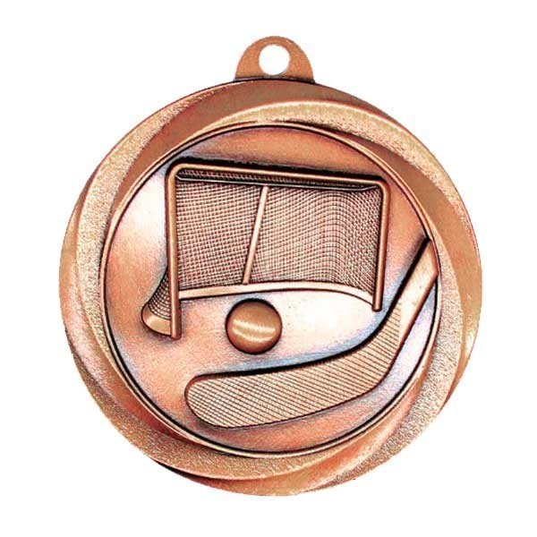 Dek Hockey Medal 2 in MSL1021Z
