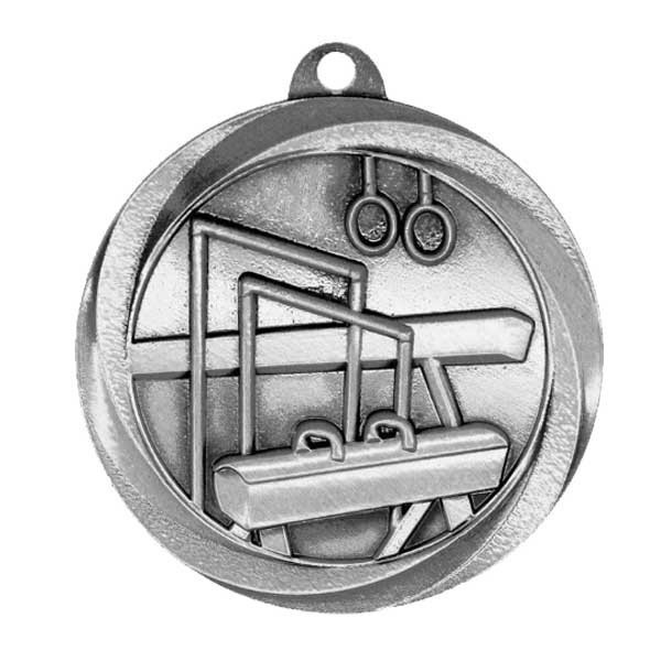 Gymnastic Medal 2 in MSL1025S