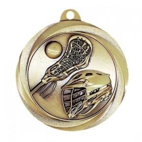 Médaille Lacrosse MSL1028G