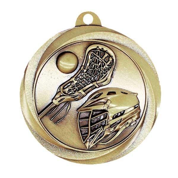 Lacrosse Medal MSL1028G