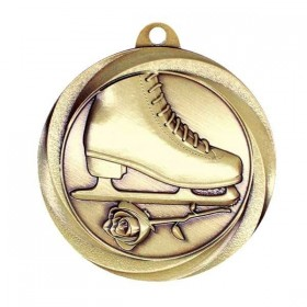 Figure Skating Gold Medal MSL1037G