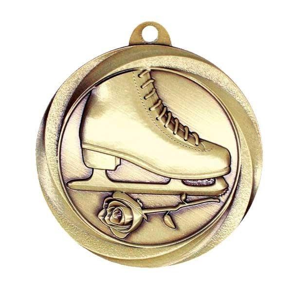 Figure Skating Medal MSL1037G