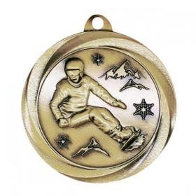 Médaille Snowboard MSL1081G