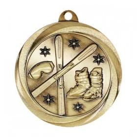 Skiing Gold Medal MSL1082G