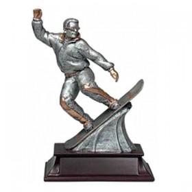 Trophée Snowboard Homme RF00661PG