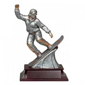 Trophée Snowboard Femme RFF0661PG