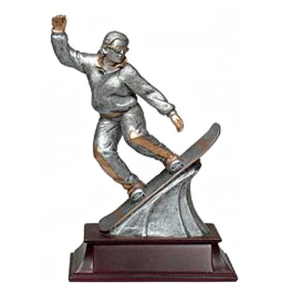 Snowboard Trophy Female RFF0661PG