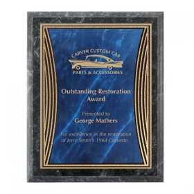 Recognition Plaque PLV547