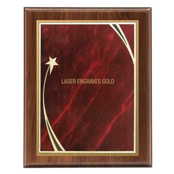 Commemorative Plaque PLW522D-RM
