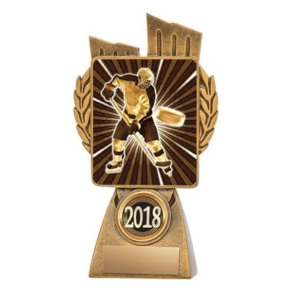 Hockey Player Trophy XLX3054