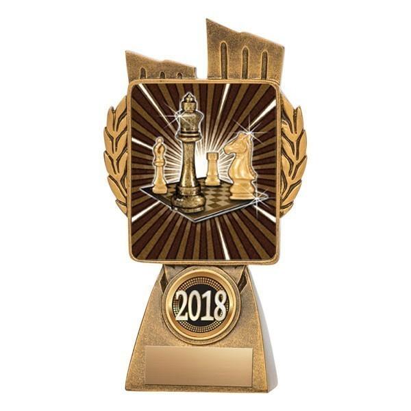 Trophée Échec XLX3011