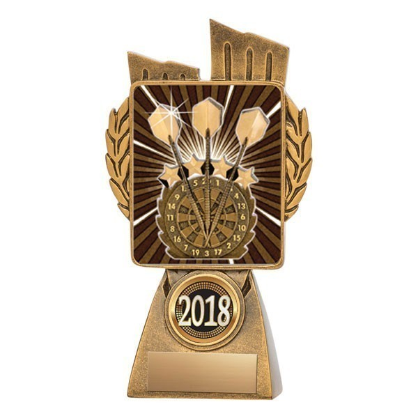 Trophée Jeu de Dart XLX2014
