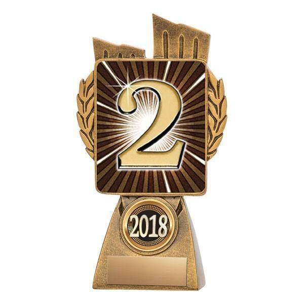 Second place Trophy XLX3091