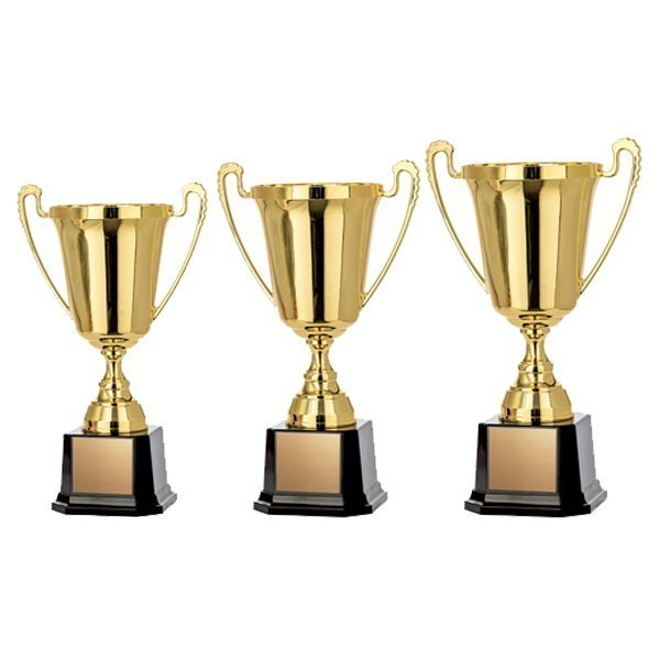 Plastic Trophy Cup  CPB706G