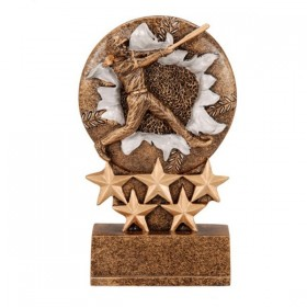 Baseball Resin Award RF-4005