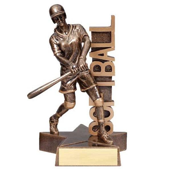 Trophée Baseball Féminin RST202