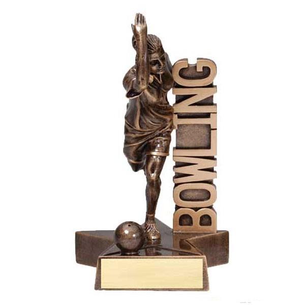 Trophée Bowling Féminin RST228