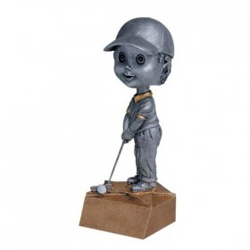 Men's Bobblehead Golf Trophy BH-546