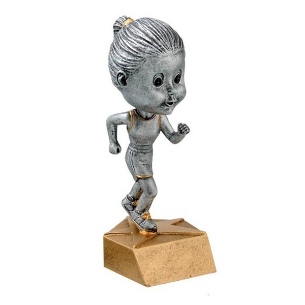 Women's Bobblehead Jogging BH-536