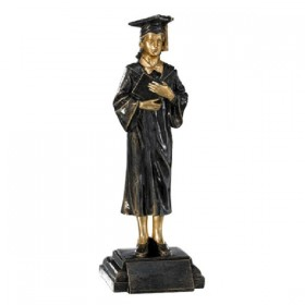 Women's Academic Trophy RFB-52612
