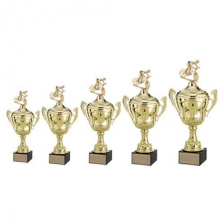 Classic Metal Trophy Cup EC-1534-21