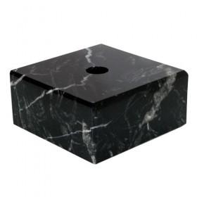 "Marble Base 2.5""x2.5""x1"" M421-K"