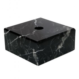 "Marble Base 3""x3""x1"" M422-K"