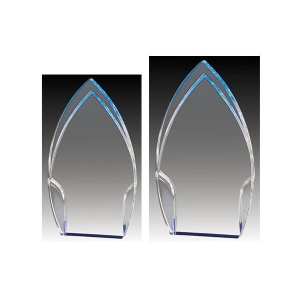 Acrylic Trophy ACG784C-BU