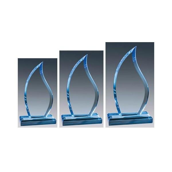 Acrylic Trophy ACU525B-BU