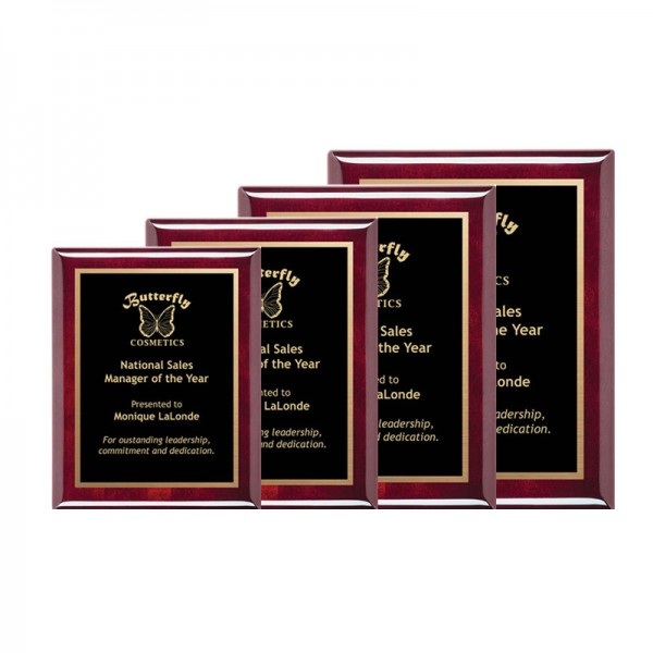Honorary plaque PPF202-RW-2
