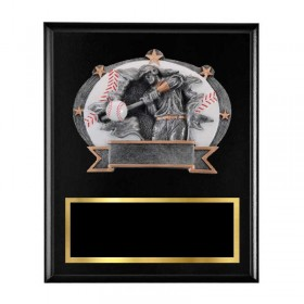 Baseball Plaque H3600-5-K