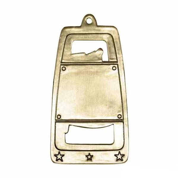 Golf Medal M907-BACK