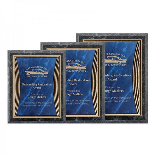 Recognition Plaque PLV547-S