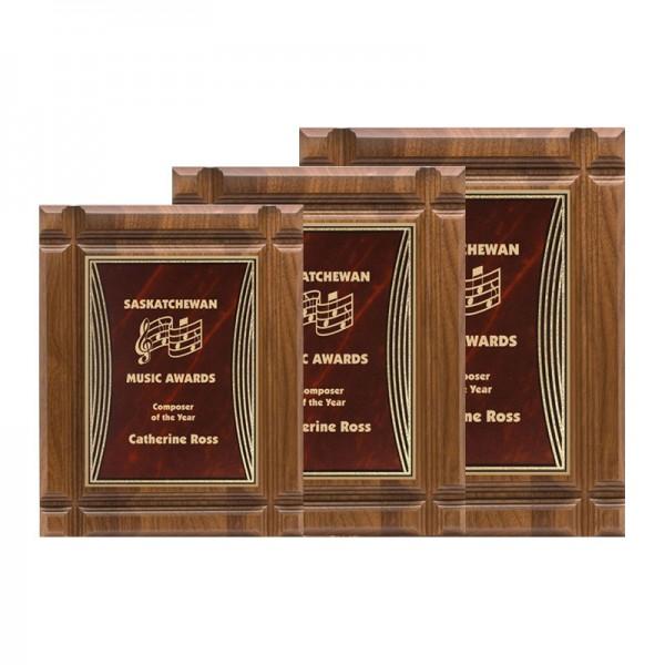 Distinction Plaque PLW641-RMS